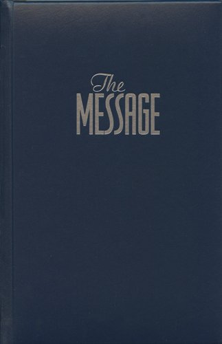 9781576836736: The Message: The Bible in Contemporary Language : Numbered Edition