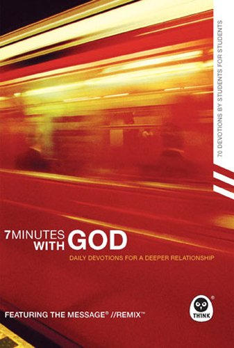 9781576838136: 7 Minutes with God: Daily Devotions for a Deeper Relationship