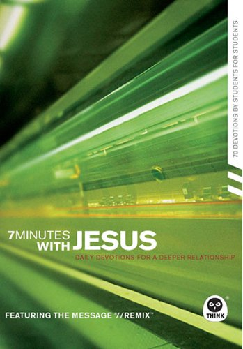 7 Minutes with Jesus: Daily Devotions for: Navigators, The