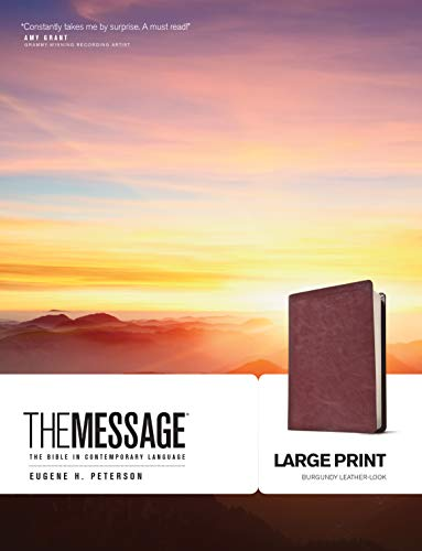 Message Bible (Paperback)