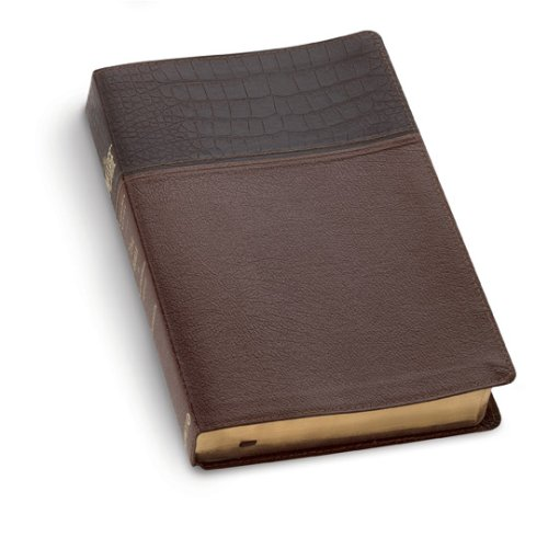 9781576839201: The Message Brown/Alligator Tan Bonded Lthr: The Bible in Contemporary Language