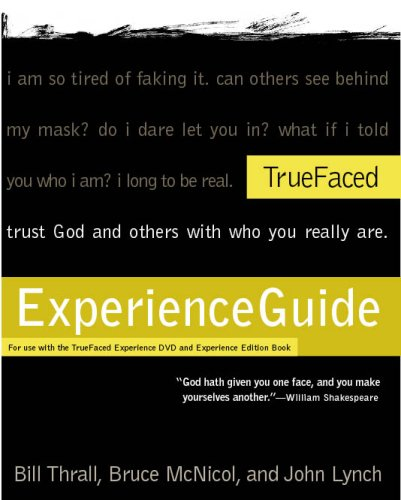 9781576839225: TrueFaced Experience Guide