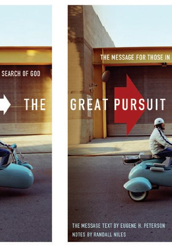 9781576839393: The Great Pursuit: The Message for Those in Search of God
