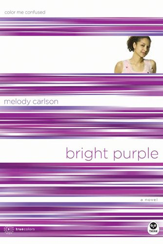 9781576839508: Bright Purple: Color Me Confused (TrueColors Series #10)