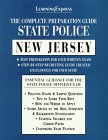 9781576850220: State Police Exam: New Jersey: Complete Preparation Guide (LEARNING EXPRESS LAW ENFORCEMENT SERIES NEW JERSEY)