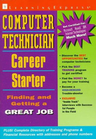 9781576850961: Computer Technician Career Starter