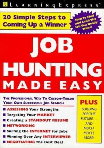 9781576851197: Job Hunting Made Easy