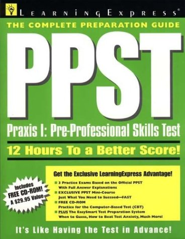 9781576851364: Ppst: Praxis 1 Skills Test