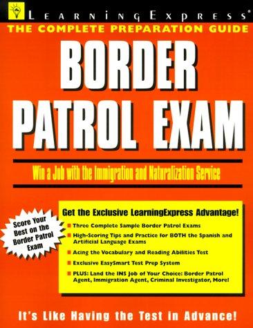 9781576851401: Border Patrol Exam