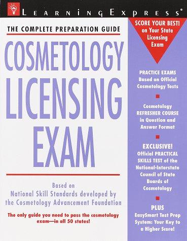 9781576851470: Cosmetology Licensing Exam