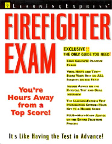 9781576852941: Firefighter Exam