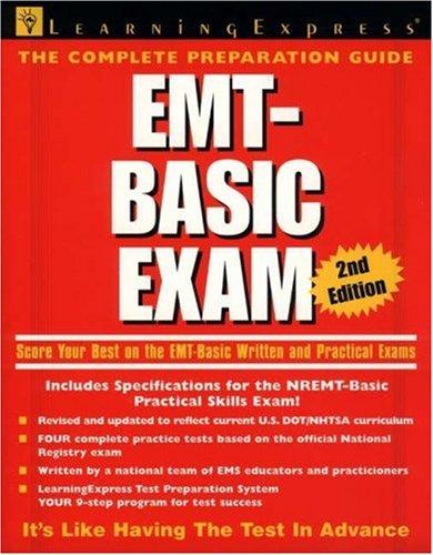 9781576853542: EMT Basic Exam 2e
