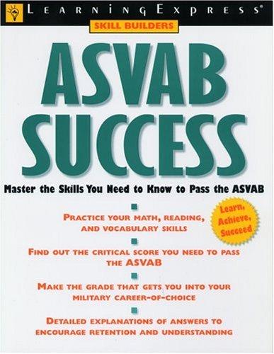 9781576853863: ASVAB Success