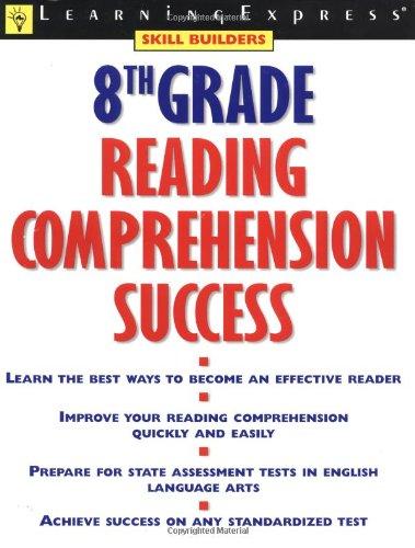 9781576853917: 8th Grade Reading Comprehension Success