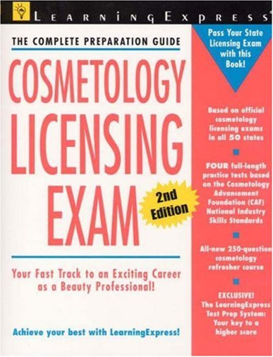 9781576854136: Cosmetology Licensing Exam, Second Edition