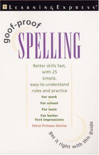 9781576854266: Goof-Proof Spelling