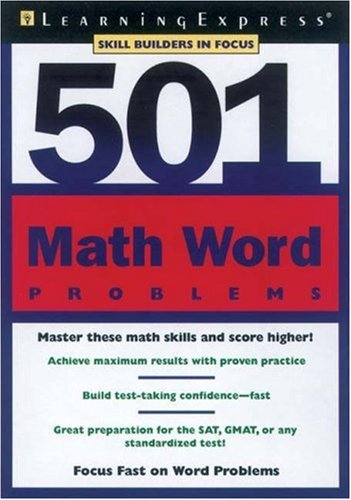 9781576854396: 501 Math Word Problems