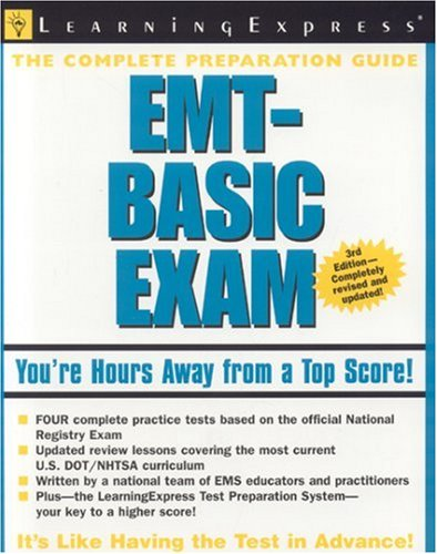 9781576854877: EMT-Basic Exam (EMT Career Starter)