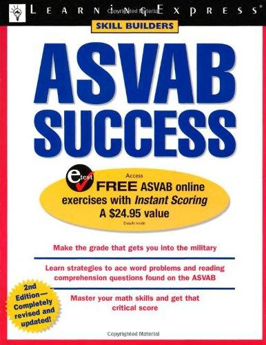9781576855430: ASVAB Success