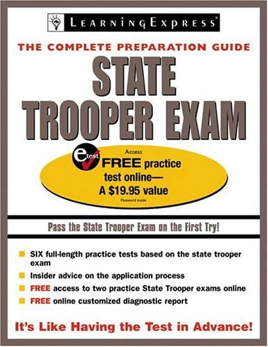 9781576855836: State Trooper Exam