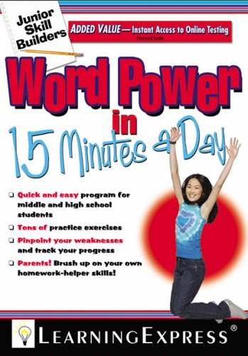 9781576856741: Word Power in 15 Minutes a Day