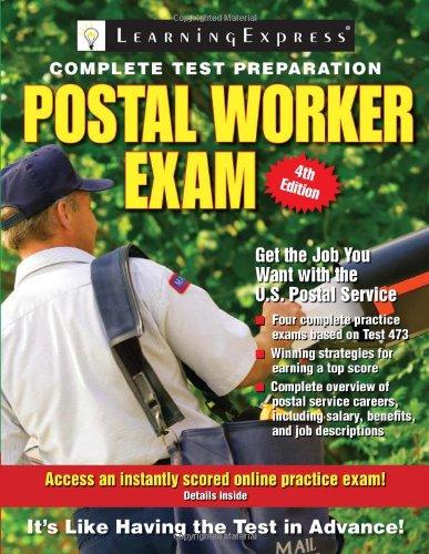 9781576856758: Postal Worker Exam