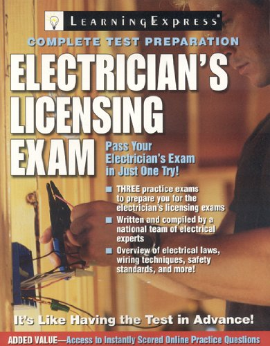 9781576856840: Electrician's Licensing Exam