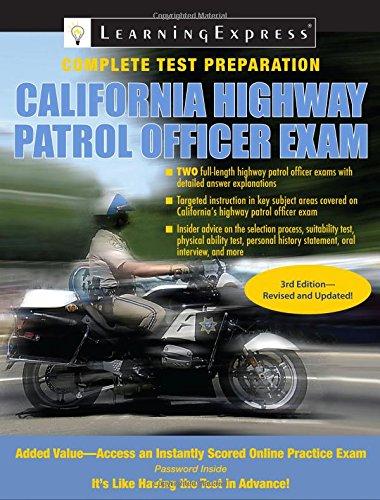 9781576857151: California Highway Patrol Officer Exam (California Highway Patrol Officer Exam (Learning Express))