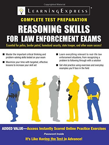 9781576857236: Reasoning Skills for Law Enforcement Exams