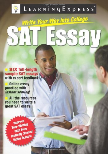 9781576857342: Write Your Way into College: Master the SAT Essay