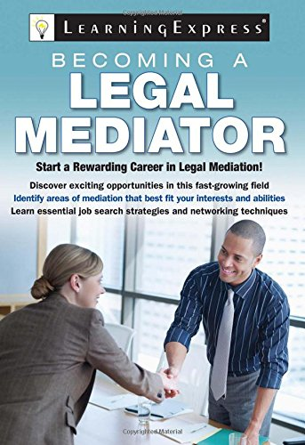 9781576857618: Becoming a Legal Mediator