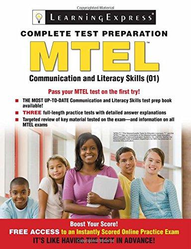 9781576857694: MTEL: Communication and Literacy Skills (01)