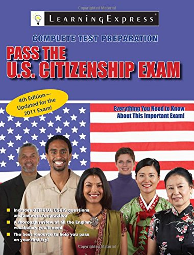 9781576857847: Pass the U.S. Citizenship Exam