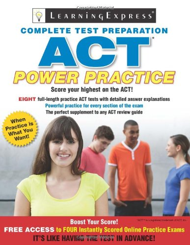 9781576857892: ACT: Power Practice