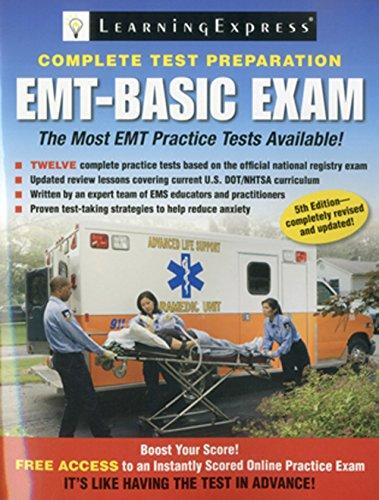 EMT--Basic Exam: LearningExpress LLC Editors