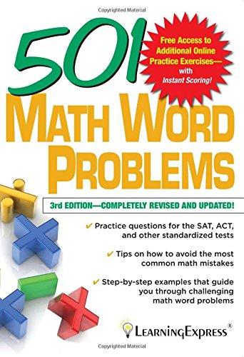 9781576859049: 501 Math Word Problems (501 Series)
