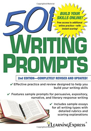 9781576859681: 501 Writing Prompts (501 Series)