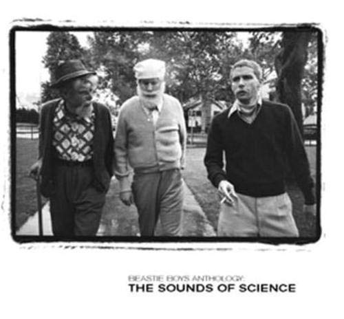 9781576871058: Beastie Boys Anthology the Sounds of Science /Anglais (Book & CD)