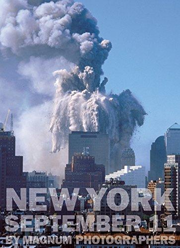 New York September 11: Halberstam, David (Photographer, Introduction)