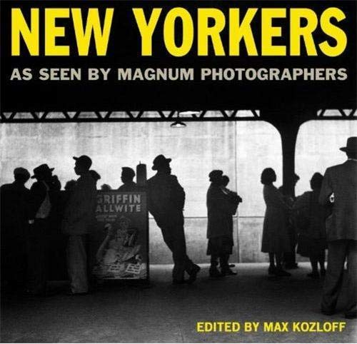 9781576871850: New Yorkers: As Seen by Magnum Photographers