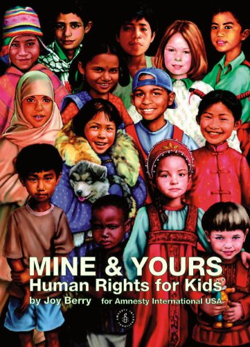 9781576872604: Mine & Yours: Human Rights for Kids