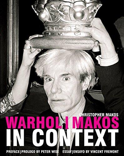 Warhol/ Makos in Context: Fremont, Vincent