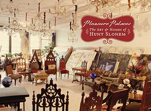 Pleasure Palaces: The Art and Homes of: Vincent Katz