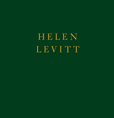 Helen Levitt. Spectrum International Prize for Photography of the Foundation of Lower Saxony. [...