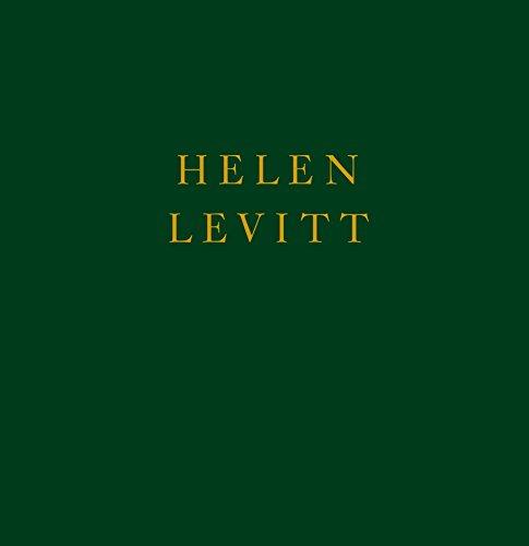 Helen Levitt (SIGNED): Evans, Walker; Levitt,