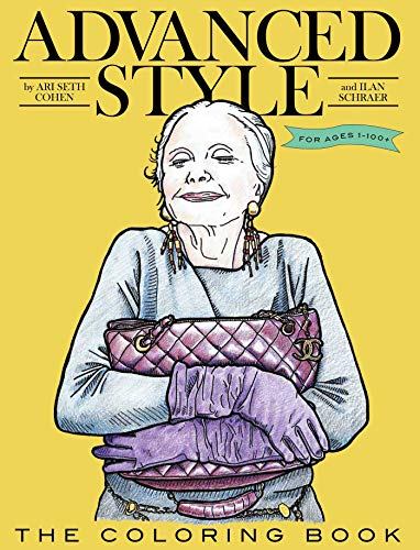9781576876633: Advanced Style The Coloring Book