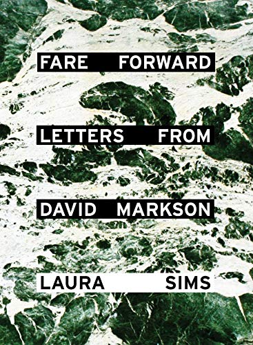 9781576877005: Fare Forward: Letters from David Markson
