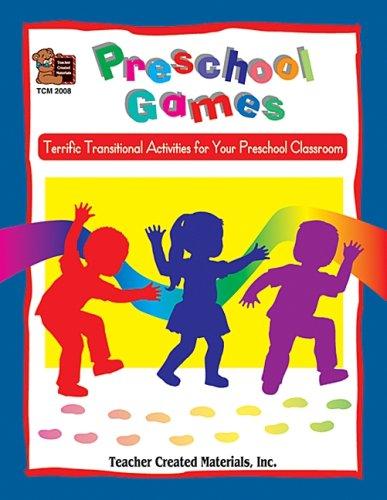 9781576900086: Preschool Games