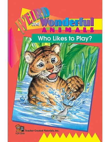 9781576900482: Who Likes to Play? Easy Reader