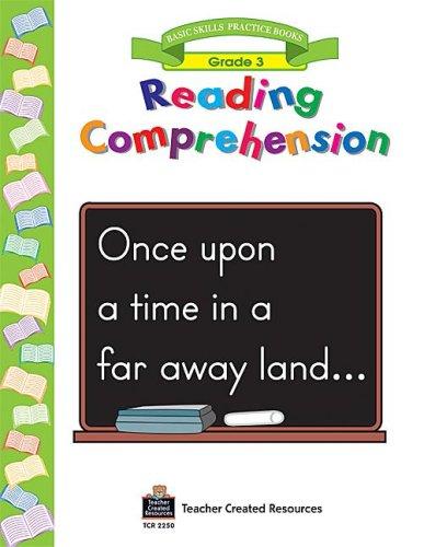 9781576902509: Reading Comprehension, Grade 3